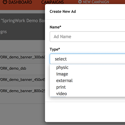 SpringWORK - previo Dateiformate